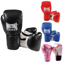 Gants Boxe Initiation METAL BOXE