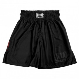 Short boxe anglaise Black Light Metal Boxe