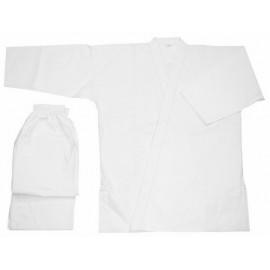 Kimono blanc karaté 8 oz