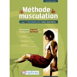 LIVRE - Méthode LAFAY de musculation - 110 exercices sans matéri