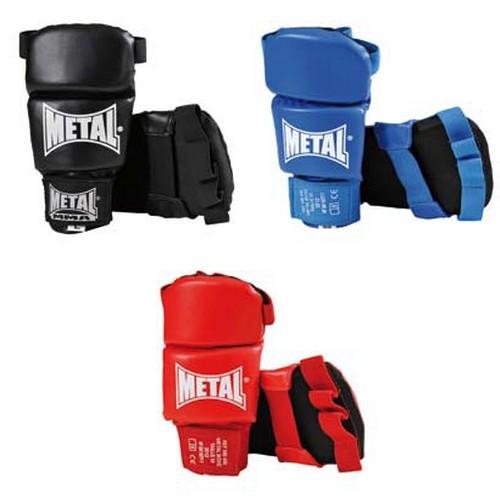 """Mitaines / Gants MMA Ju Jitsu """"Initiation"""" METAL BOXE"""