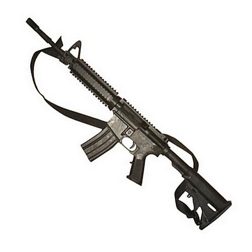 Fusil d'assaut caoutchouc