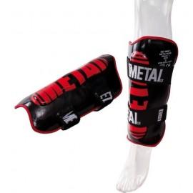 Protege tibia Anatomique METAL BOXE