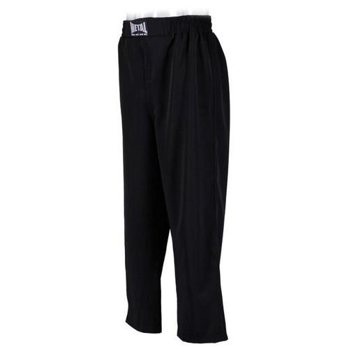 Pantalon Noir  krav maga en RIP STOP METAL BOXE