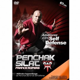 DVD Penchak Silat avec Franck Ropers - Ceinture orange