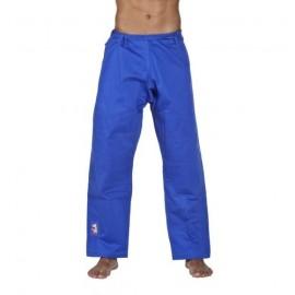 Pantalon Super Judo MATSURU bleu IJF