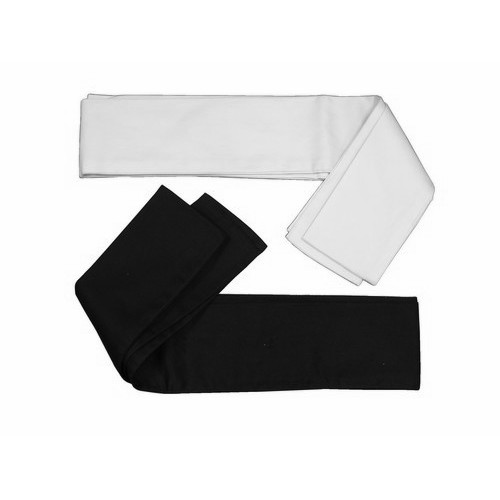 Ceinture foulard coton