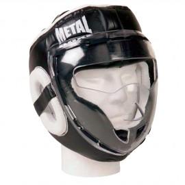 Casque MMA Metal boxe