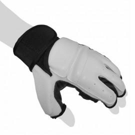 Mitaines Taekwondo blanches