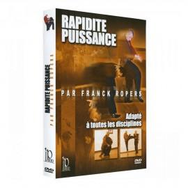 DVD Rapidité et puissance par Franck Ropers