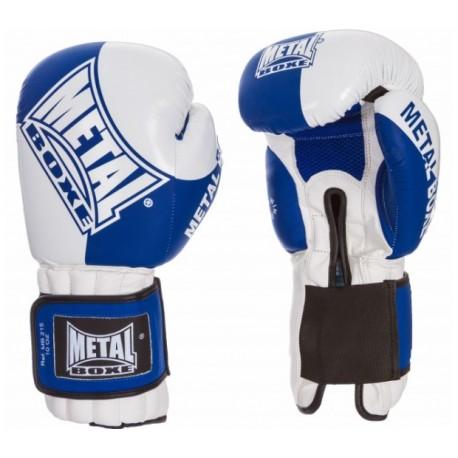 Gants officiels compétition boxe française Metal Boxe