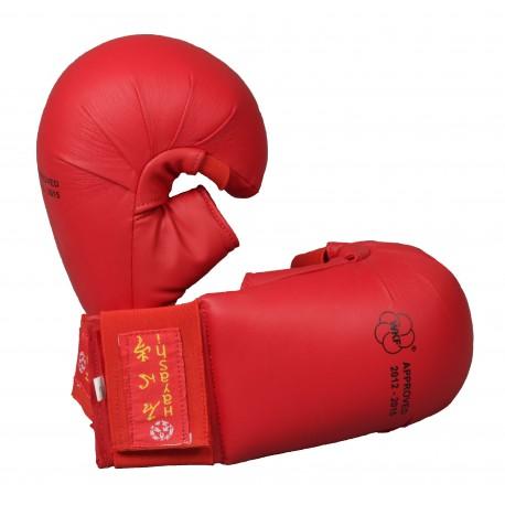 Mitanes-gants de karaté avec pouce Hayashi - WKF
