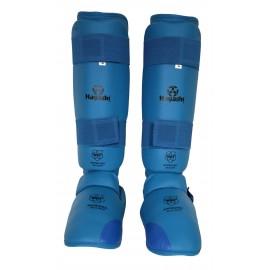 Protége tibias et pieds - WKF