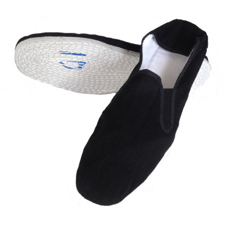 Chaussons toile Kung Fu METAL BOXE