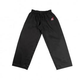 Pantalon coupe droite Fuji Mae noir