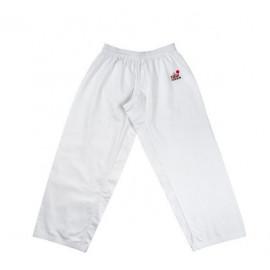 Pantalon de Karaté blanc FUJI MAE