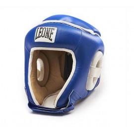 Casque de boxe LEONE Combat bleu