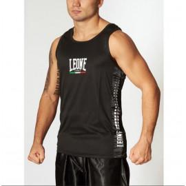 Débardeur de boxe LEONE noir