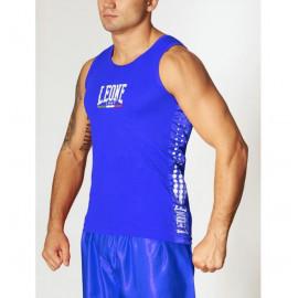 Débardeur de boxe LEONE bleu