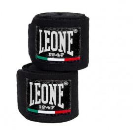 Bande de boxe LEONE noires 3.5m
