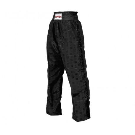 Pantalon Kickboxing noir CLASSIC TOP TEN