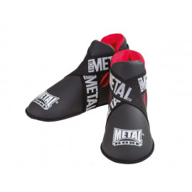 Protège pied Full Contact METAL BOXE noire