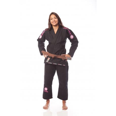 Kimono JJB ATAMA MONDIAL femmes noir face