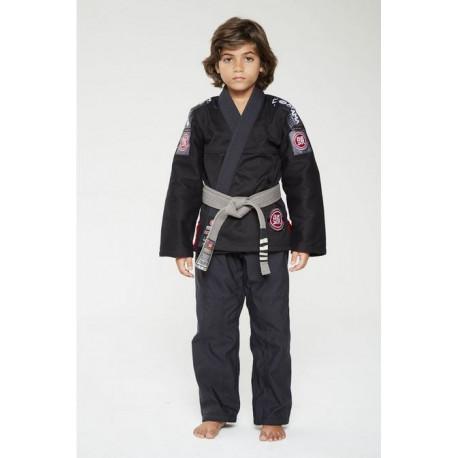 Kimono JJB ATAMA ULTRA LIGHT 2.0 enfants noir
