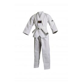 Dobok ADIDAS Taekwondo col blanc