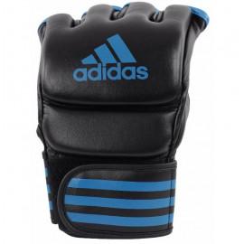 Gants / mitaines MMA PU adidas bleu
