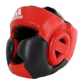 Casque de boxe Addas Super Pro cuir - avant