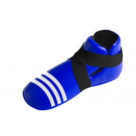 Protége pied full-contact Adidas bleu
