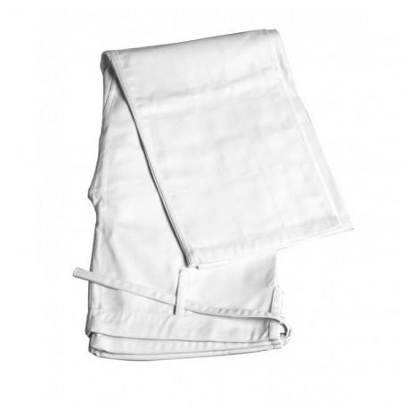 Pantalon de judo Adidas blanc