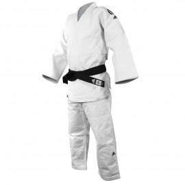 Kimono judo ADIDAS millenium à bandes noires