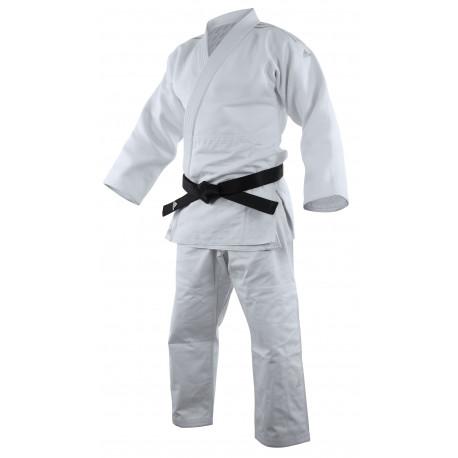 Kimono judo ADIDAS millenium à bandes argents