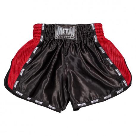 Short Thaï Extrem noir et rouge