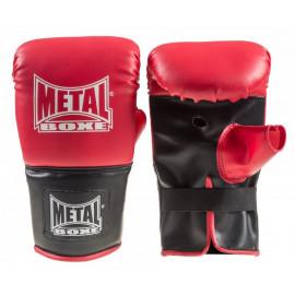 Gant de sac métal boxe