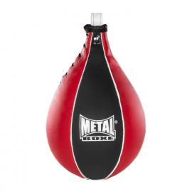 Poire de vitesse metal boxe
