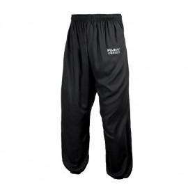 Pantalon de Tai Chi Fuji Mae noir bas serré