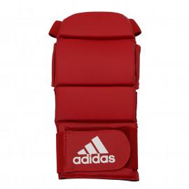 Gants de JIU-JITSU adidas rouge