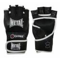 Gants de MMA cuir courage Métal boxe