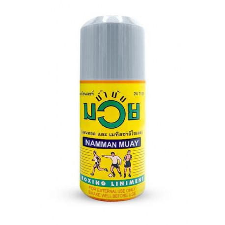Huile de massage thaï Namman Muay 120ML