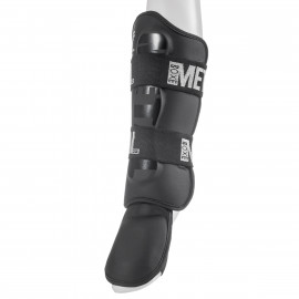 protege- tibia -pieds metal boxe
