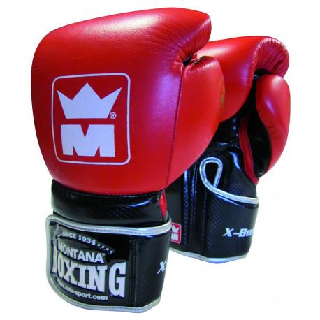 Gants de boxe Montana X-Boxing