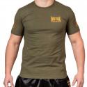Tee-shirt Military Métal Boxe