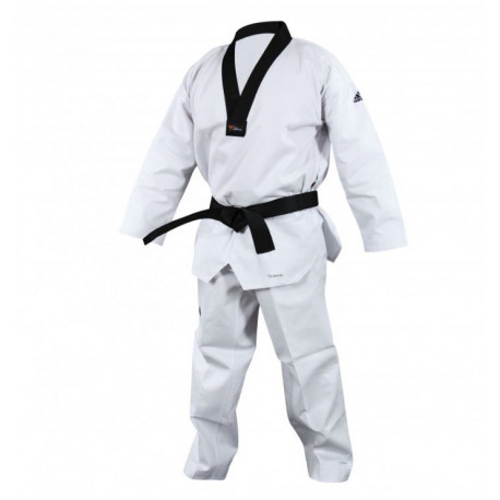 "Dobok ADIDAS Taekwondo """"Champion II"" col noir"