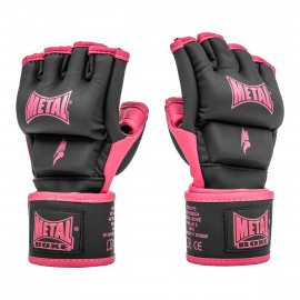 Gants de MMA métal Boxe Fiushia
