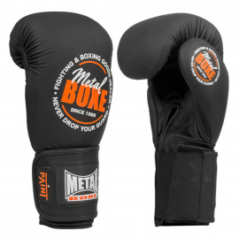 Gants de boxe Never Drop your guard Métal Boxe