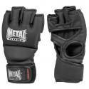 Gants de MMA compétition sans pouce métal boxe