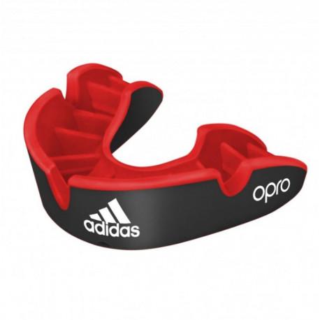 Protège dents OPRO Gen4 Adidas Silver- combat